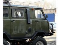 Шноркель Telawei на УАЗ 452 Буханка с установочным комплектом