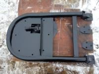 Калитка для запасного колеса на УАЗ Патриот, синхронная